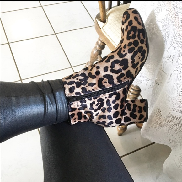97f0c8218c0a a new day Shoes - Leopard print shoes